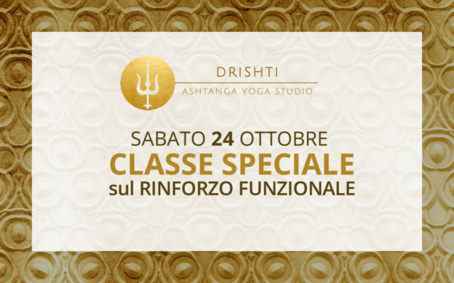 Drishti Ashtanga Yoga Studio | Workshop Milano